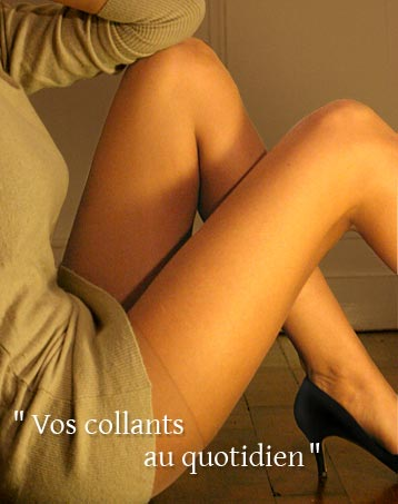 Vos collants au quotidien par e-collants